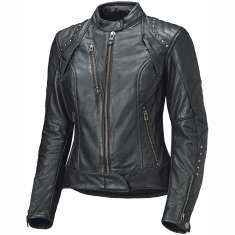 Held 5827 Asphalt Queen Leather Jacket Ladies - Black