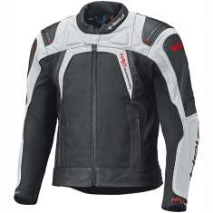 Held 5829 Hashiro II Leather Jacket - Black White