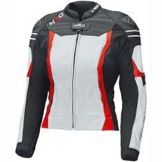 Held 5830 Street 3.0 Leather Jacket Ladies - Black White Red