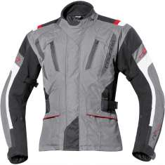 Held 6023 4-Touring Jacket Ladies WP - Grey Black