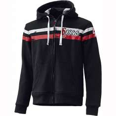 Held 6608 Tirano Hoody - Black Red