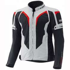 Held 6638 Zelda Jacket Ladies - Black Grey Red
