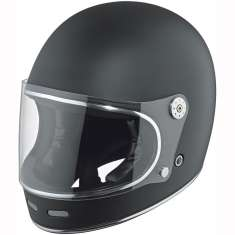 Held 7821 Root Helmet - Matt Black