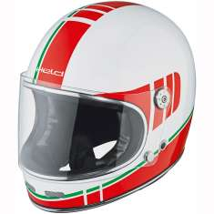 Held 7821 Root Helmet - White Red