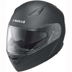 Held 7824 Travel Champ II Helmet - Matt Black
