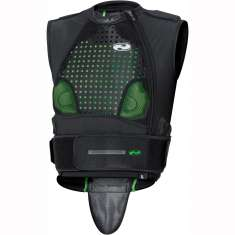 Held Protector Vest Ladies Keltor 9481 Air Black Green