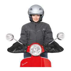 Held Motorbike and Scooter Handlebar Muffs