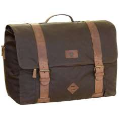 Merlin Brayton Waxed Cotton Panniers Set WR - Olive