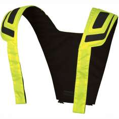 Macna High-Viz Vest Vision N Night Eye Yellow Neon