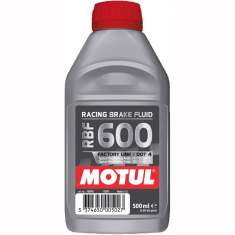 Motul RBF 600 Factory Line Brake Fluid - 500ml