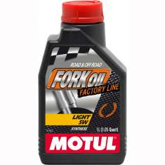 Motul Factory Line Light 5W Fork Oil - 1L