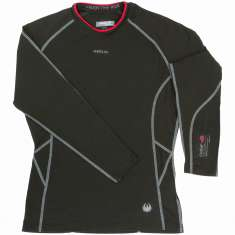 Merlin Outlast Baselayer LS Top Ladies - Black