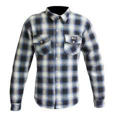 Merlin Axe DuPont Shirt WR - Black White Blue