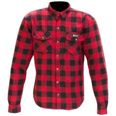 Merlin Axe DuPont Shirt WR - Red