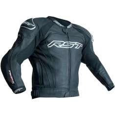RST Tractech Evo III Leather Jacket 2051 CE - Black
