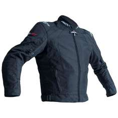 RST R-18 Jacket 2071 CE WP - Black