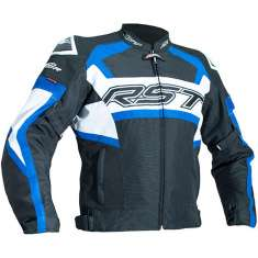RST Tractech Evo R Jacket 2048 CE WP - Black Blue