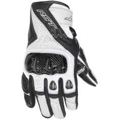 RST Stunt III Gloves Ladies 2097 CE - Black White