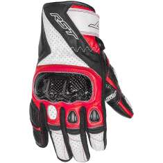 RST Stunt III Gloves 2123 CE - Black Red White