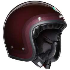 AGV X70 Trofeo Helmet - Purple Red