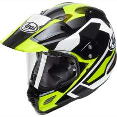 Arai Tour-X 4 Catch Helmet - Yellow Black White