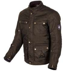 Merlin Yoxall II Wax Jacket WP - Olive