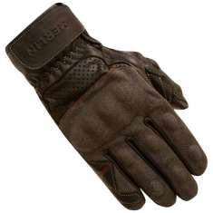 Merlin Maple Gloves - Grey Black