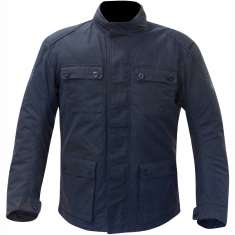 Merlin Kingstone Wax Jacket WP - Blue