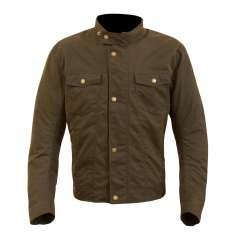 Merlin Anson Wax Jacket WP - Khaki