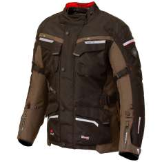 Merlin Lynx Outlast Jacket Airbag Compatible WP - Black Brown