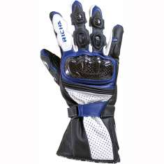 Richa Ravine Gloves - Black White Blue