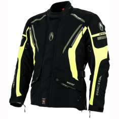Richa Cyclone Jacket GTX - Black Yellow