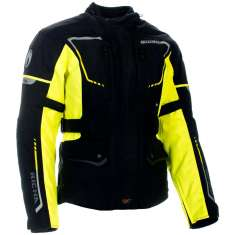 Richa Phantom 2 Jacket WP - Black Yellow