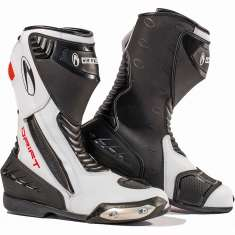 Richa Drift Boots WP - Black White