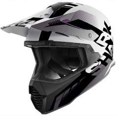 Shark Varial Anger Helmet WKA - White Grey Black