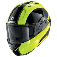 Shark Evo-ES Endless Flip Helmet YKS - Yellow Black
