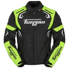 Furygan Blast Jacket WP - Black Yellow