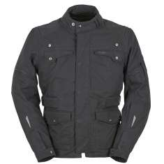 Furygan Zeno Jacket WP - Black