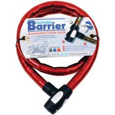 Oxford Barrier Armoured Cable Lock 25mm x 1.5m