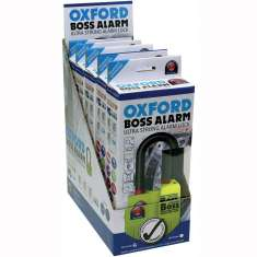 Oxford Big Boss Alarm - Disc Lock