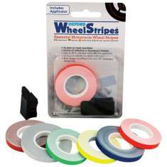 Oxford Wheel Stripes Tyre Tape - All Colours