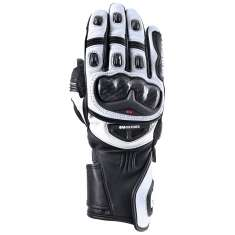 Oxford RP-2R Gloves - Black White