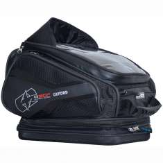 Oxford Q30R Lifetime Tank Bag Quick Release 30 Litres WP - All Colours