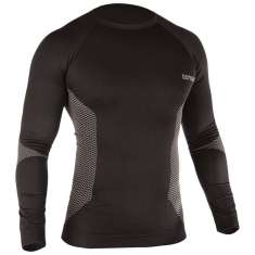 Oxford Base Layer Top - Black