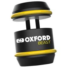 Oxford Beast Lock Sold Secure 30mm - Yellow