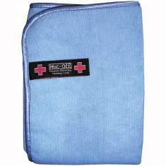 Muc-Off Luxury Microfibre Polishing Cloth - Blue