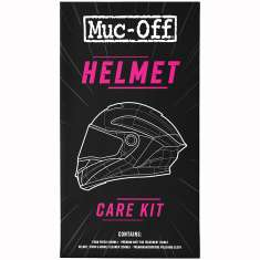 Muc-Off Helmet Care Kit - Clear