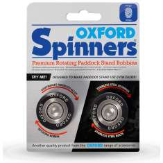 Oxford Spinners Paddock Stand Bobbins M10 - All Colours