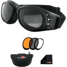 Bobster Cruiser 2 Goggles - Interchangable