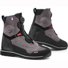 Rev It Pioneer Boots Outdry WP - Black Grey